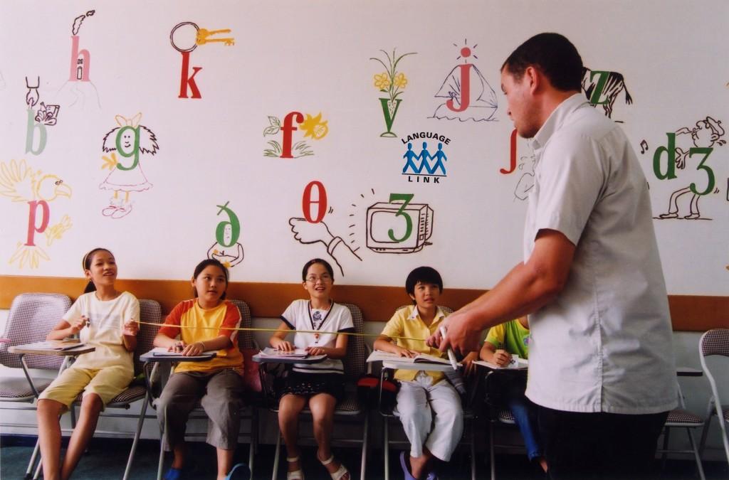 Tefl teaching China