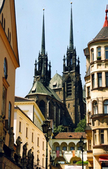 Discover the City of Brno, Czech Republic
