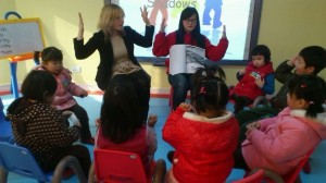 Building Rapport with Kinders