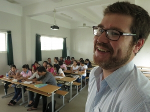 TEFL Teacher Nathan