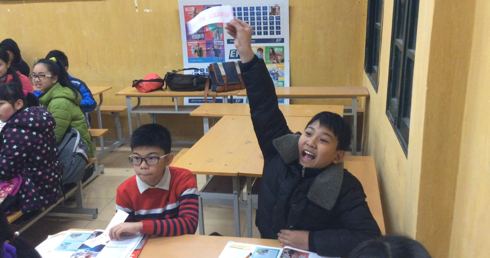 Teaching Teens TEFL