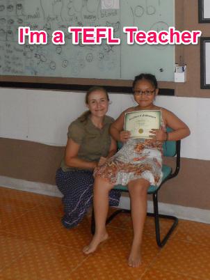 TEFL Teacher Tali