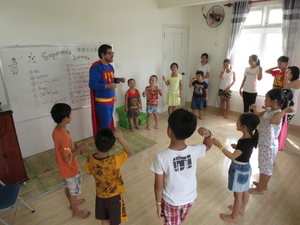 Starting My Little TEFL Center in Hoi An