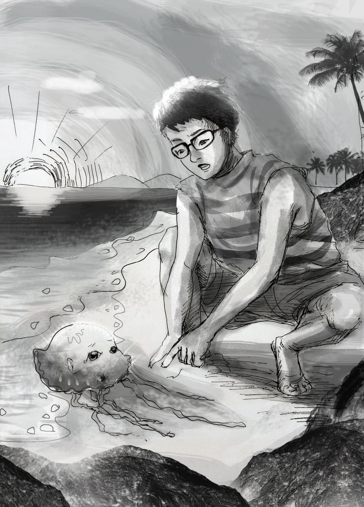 TEFL Express Serial: Discovery at Vui So Beach (Act 1)