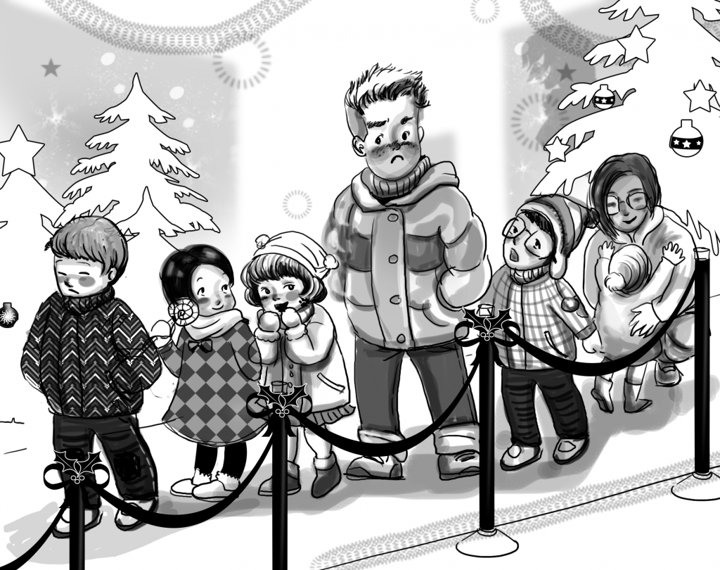 Christmas Bully (Part 2)