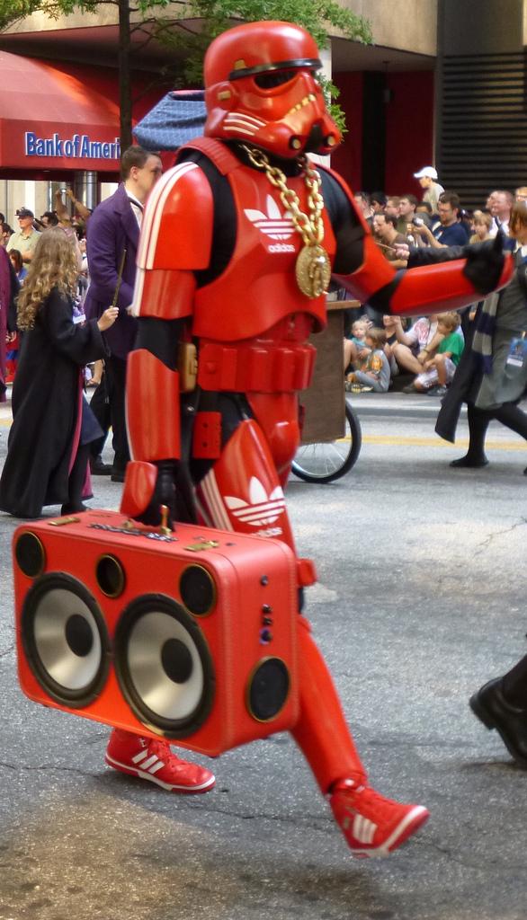stormtrooper listening