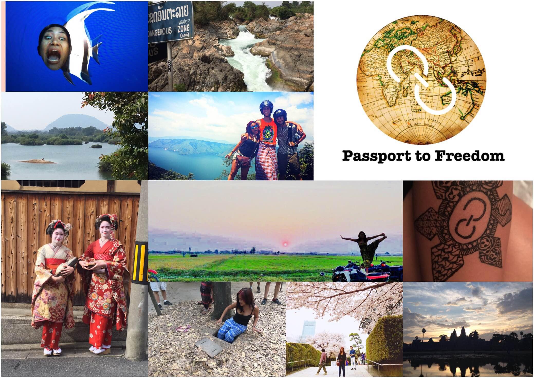 Savantian Log 1 – Passport to Freedom