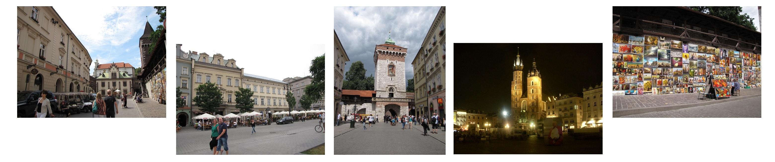 TEFL Nomads on the Road: Krakow