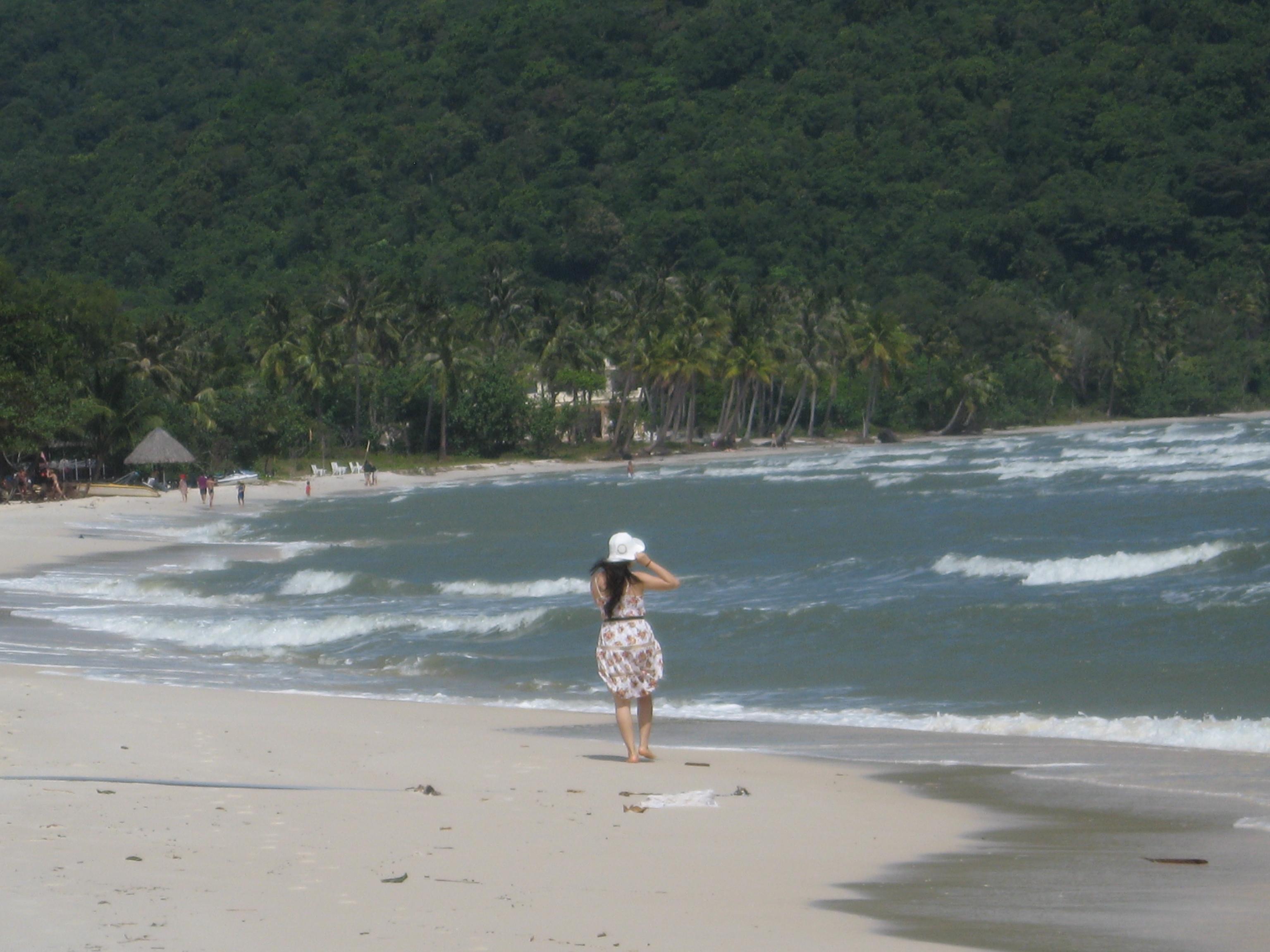Sao Beach - Phu Quoc Island Vietnam