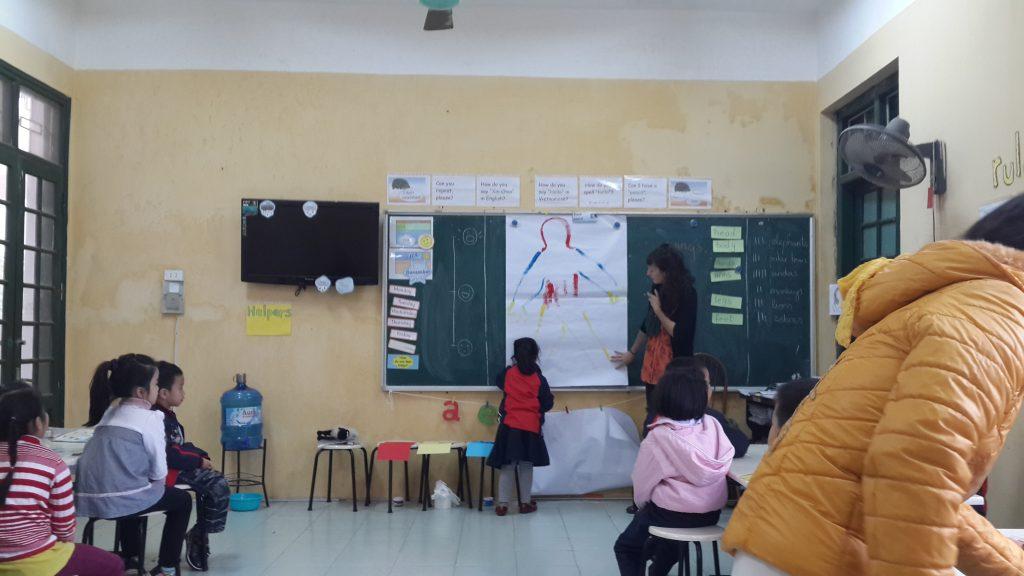 Tackling TEFL Project Lessons