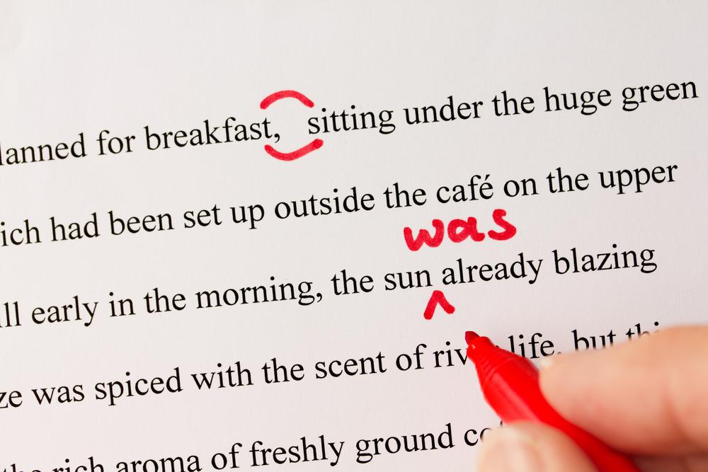 Teacher Seb's Golden Rules of Error Correction