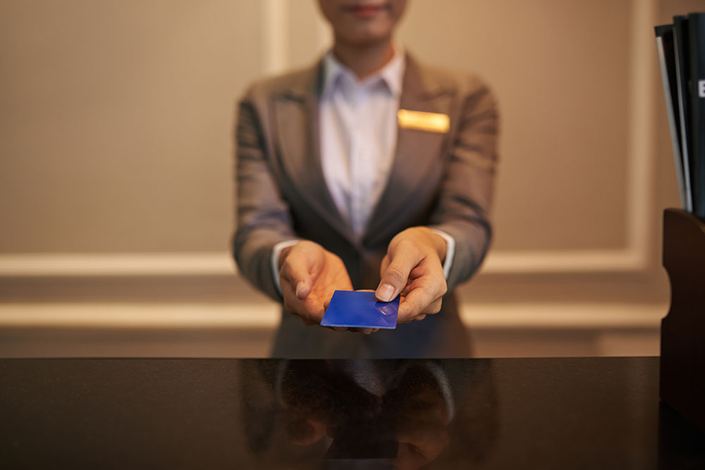 Teaching English to Hospitality Professionals