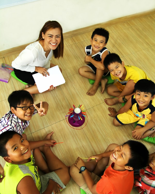 Five TEFL Games that Work for Young Learners