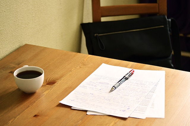 How to review and edit your IELTS writing – Part 1