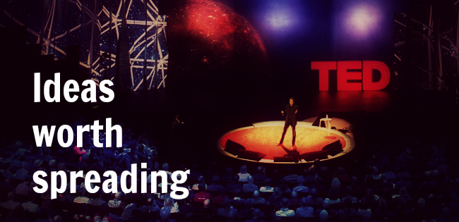 Using TED talks to improve your English