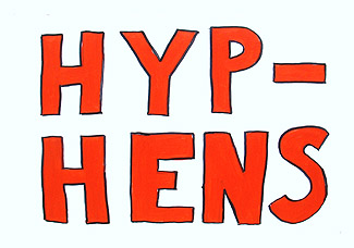 A handy guide to hyphens