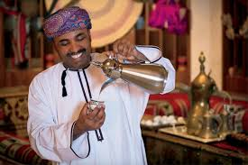 TEFL Nomads on the Road: Oman-Pouring Water