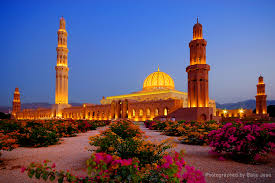 The Grand Mosque-Oman