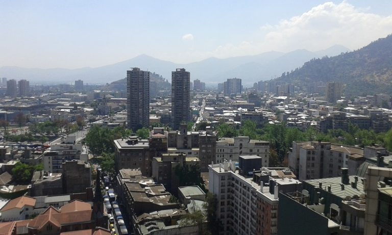 TEFL Nomads on the Road: Santiago de Chile
