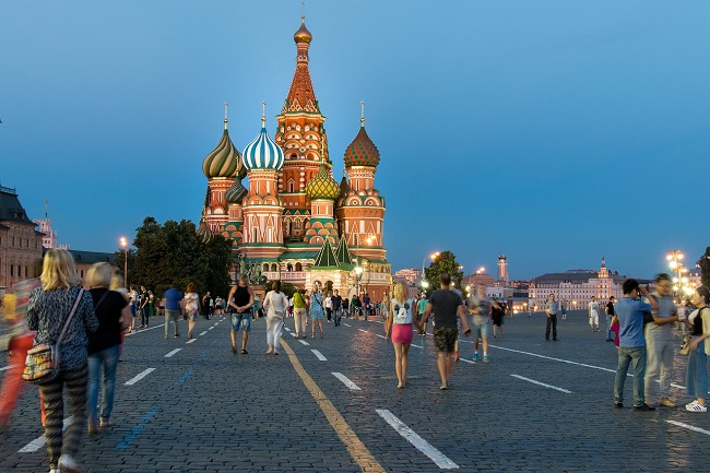 St-Petersburg-Moscow-Russia