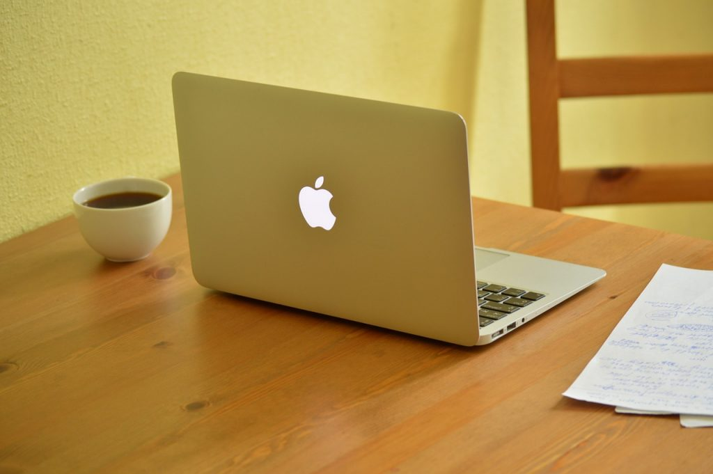 MacBook-Work-TEFL