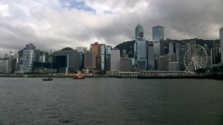 TEFL Nomads on the Road: Hong Kong