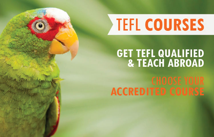 TEFL Courses - Get TEFL Qualified & Teach Abroad