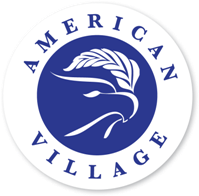 TEFL Partner American Village Camps Nacel Logo