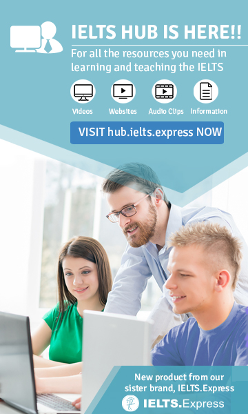 IELTS Hub Resources for Learning and teaching IELTS