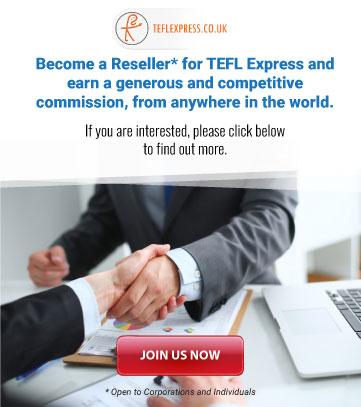TEFL Reseller Job Ad